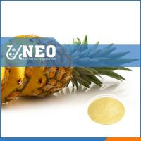 Buy cheap Ratio Extract Pineapple juice powder from wholesalers