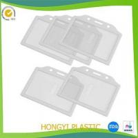 Buy cheap PVC Pocket Wallet ID Card Pass Badge Holder from wholesalers