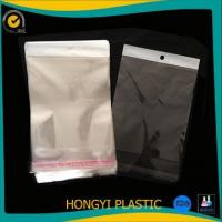 Wholesale Clear OPP bag with white header from china suppliers