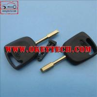 Buy cheap Ford Mondeo transponder key shell black plug from wholesalers