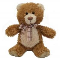 Buy cheap Personalized Animals Baby Brown Sugar the 8 Inch Plush Brown Teddy Bear By Aurora from wholesalers