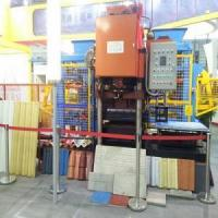 Buy cheap MMRF-1000 roof tile press from wholesalers