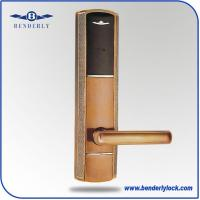 Wholesale Hotel Card Locks- X6-Antique Brass from china suppliers