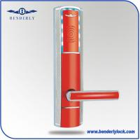 Wholesale Hotel Card Locks -X8-Red from china suppliers
