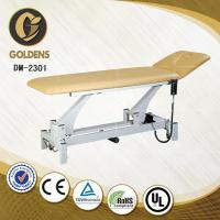 simple adjusted heavy duty stationary electric lift table facial bed wholesale DM-2301