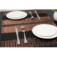 Buy cheap PVC Table Mats from wholesalers