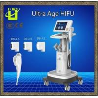 Wholesale newest Non-invasive hifu Slimming machine HIFU dissolve fat machine hifu body slimming machine from china suppliers