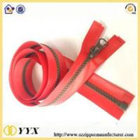 Buy cheap Waterproof fashionable plastic zipper for sale from wholesalers