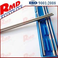 99.95% High Purity WP Pure Tungsten Electrodes Rods TIG Welding Rods Manufactures