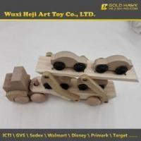 Wholesale New wooden car crafts decoration with ICTI from china suppliers