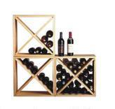 Buy cheap Compact Cellar Cube Wine Rack from wholesalers