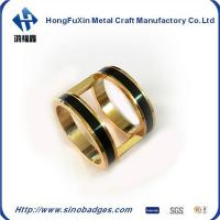 Buy cheap Metal Gold Napkin Ring Serviette Buckle Holder for Wedding Party Dinner from wholesalers