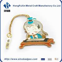 Wholesale Funny Enamel 3D Custom Magnetic Bookmark from china suppliers