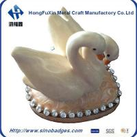 Buy cheap Clamshell Miniature Shape Trinket Box,Jewelry Collectibles Rhinestone from wholesalers