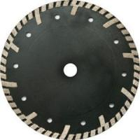 Buy cheap Sinteted hot-pressed continuous turbo waved blade from wholesalers