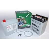 Wholesale Lucas YB14LA2 12V Classic Motorcycle Battery with Acid Pack from china suppliers