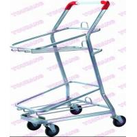 Wholesale Zinc Basket Trolley YB-J001 from china suppliers