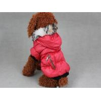 Buy cheap Pets Classic Winter Coat-Red PTS-034B from wholesalers
