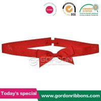 Buy cheap Super Quality Stylish Handmade Tied Grosgrain Ribbon Gift Wrap from wholesalers