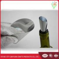 Buy cheap Foil wine pourer drop, stop from wholesalers