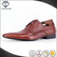 Buy cheap Italian fancy leather dress shoes for men from wholesalers