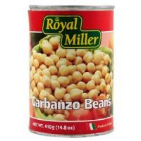 Buy cheap Cereal Garbanzo Beans- Royal Miller/Saporito 24x415gtin from wholesalers