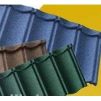 Buy cheap Stone-coated roof tile line making machine from wholesalers