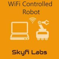 China WiFi Controlled Robot Details on sale
