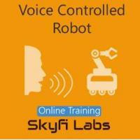Buy cheap Online Courses Voice Controlled Robot Online Project based Course from wholesalers