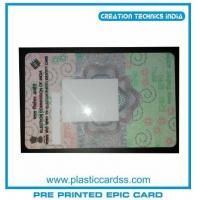 Buy cheap Pre Printed Epic Card from wholesalers