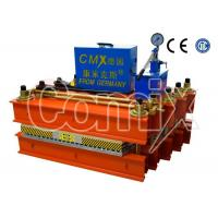Buy cheap Rubber Conveyor Belt Splicing Hydraulic Vulcanizing Machine Small Volume For Material Cement from wholesalers