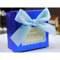 Wholesale Wedding Gift Box WB-YF10 from china suppliers