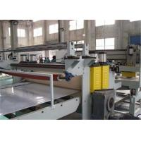Buy cheap Full Automatic WPC Foam Board Machine With Laminating Machine from wholesalers