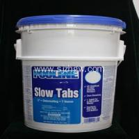 Wholesale Swimming Pool Chemicals Slow dissolving chlorine tablets TCCA 90% from china suppliers