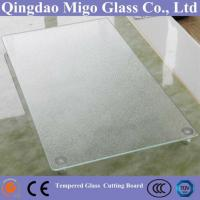 Buy cheap 3mm-10mm Tempered Glass Cutting Board/Glass Chopping Board from wholesalers
