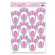 Wholesale BUNNY PAW PRINTS PEEL N PLACE 15 IN STOCK AA2 from china suppliers