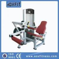 China Leg Weight Machine Gym Equipment Ax8814 Seated Leg Curl on sale