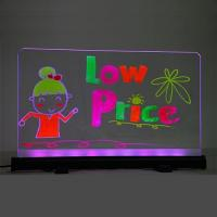 Buy cheap T2 Neon LED Writing Board from wholesalers