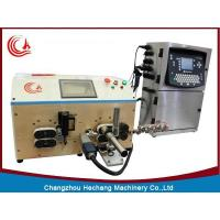 Buy cheap price of wire cut strip and crimp machine ( one end crimping) 10+TY from wholesalers