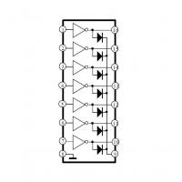 Wholesale Other Circuits High Voltage and High Current Darlington Arrays from china suppliers