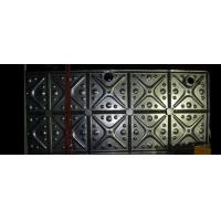 Buy cheap GI Pressed Steel Sectional Water Tank SMALL SMC TANKS from wholesalers