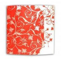 Buy cheap Crimson Filigree Invitation - test Product Code: SSC340R from wholesalers