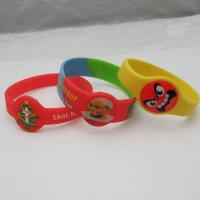 Buy cheap High Quality Unbreakable Elastic Silicone Rubber Band Watch Band , Silicone Band from wholesalers