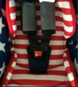Buy cheap Smart Car Seat Shoulder-pad from wholesalers