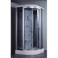 Buy cheap Computer Controlled Sliding Complete Glass Steam Shower Enclosures for Sale from wholesalers
