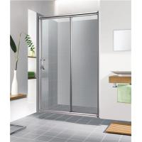 Buy cheap Easy Clean 6mm Tempered Glass Sliding Shower Door on Sale from wholesalers