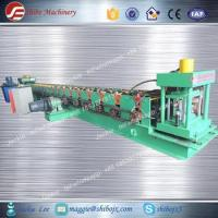 China Hydraulic automatic cold highway guardrail plate roll forming machine on sale