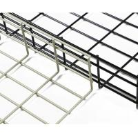 Buy cheap Wire Mesh Cable Tray SS304 CM25 Cable and Wire Management from wholesalers