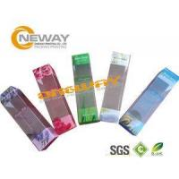 Buy cheap Transparent PVC Electronics Packaging Box / Clear Plastic Box from wholesalers