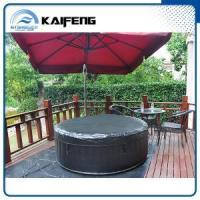 Buy cheap Inflatable Air Bubble Outdoor Spa Bath from wholesalers
